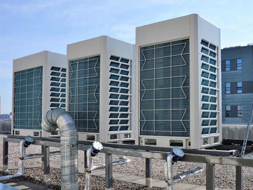 Klimatizácia na streche