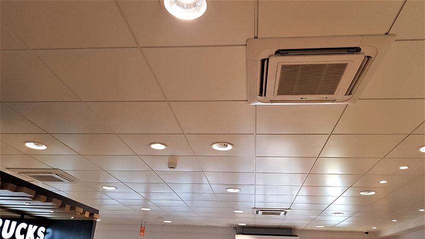 Klimatizácia v ochode